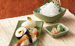 Sushi symbolizes fresh prepared foods better than any other