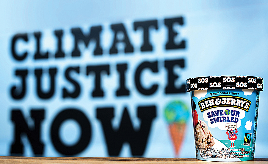 Inclusions innovator Ben & Jerry's puts ingredients on center stage