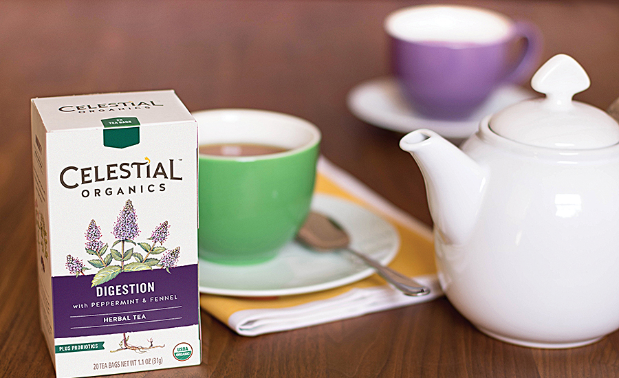 Celestial Seasonings Inc. uses only pharmacopoeial-grade botanical herbs in its teas