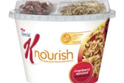 Kellogg quinoa multi-grain cup