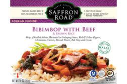 Asian food, ethnic food, Saffron Road