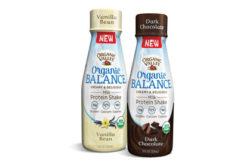 Organic Valley Organic Fuel, protein shake