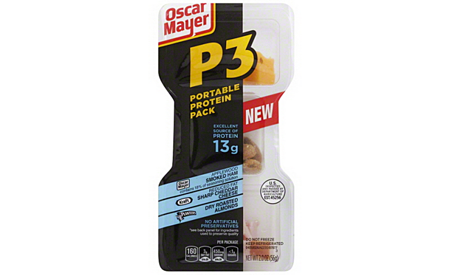 Oscar Mayer P3, Portable Protein Packs