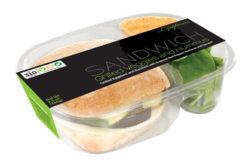 pre-made sandwich