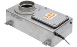 vertical form/fill/seal metal detector