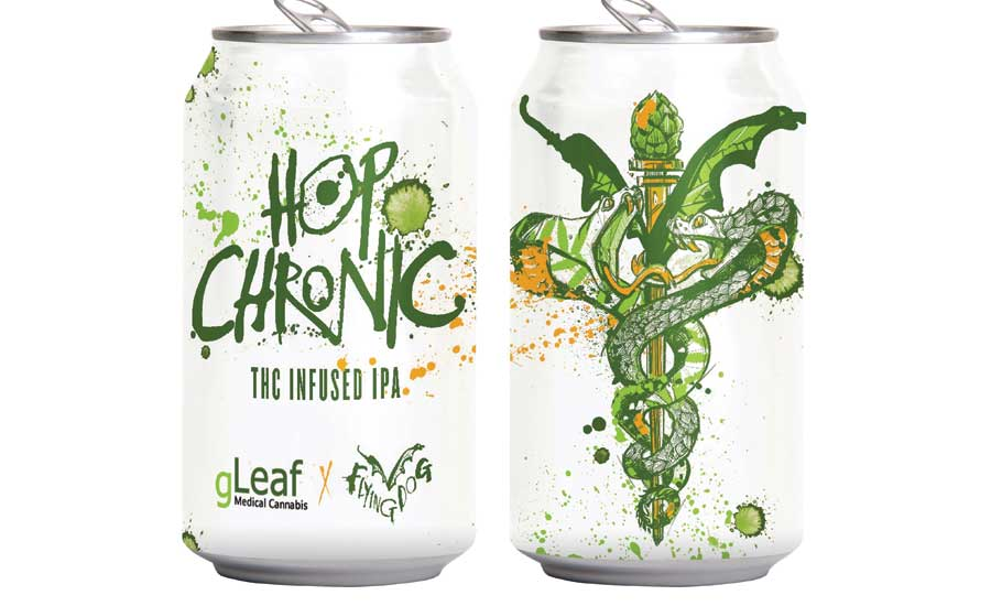 Flying Dog Brewery Hop Chronic