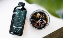 Forest Coffee Trading Company CBD Cold Brew Coffee