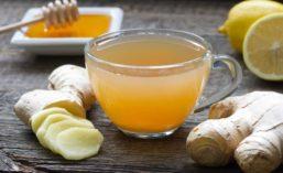 Beverage with Terpenes