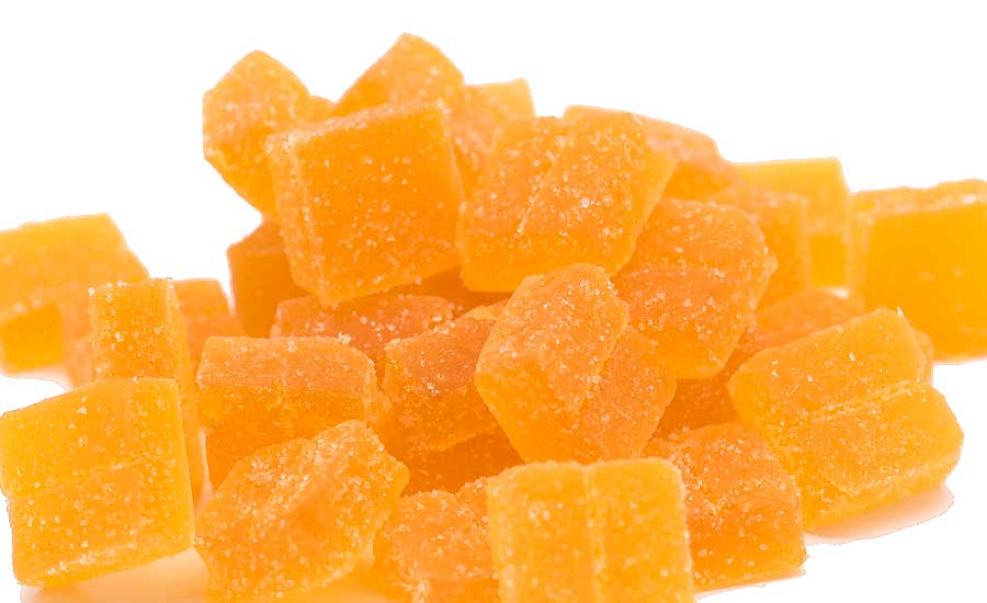 Wana Brands Mango CBD Sour Gummies
