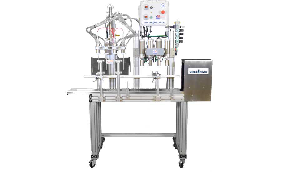 DK Advanced Technologies MicroBottler