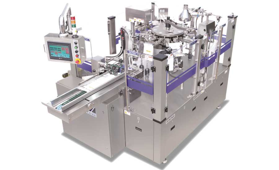 Automatic Rotary Premade Pouch Machine