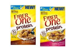 Fiber One and Protein feat