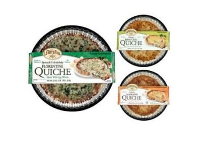 A quiche is not just a quiche 2013 12 20 prepared foods for Quiche not setting
