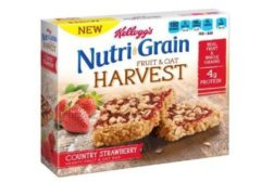 Nutri-Grain Breakfast bars feat