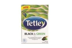 Tetley Black and Green feat