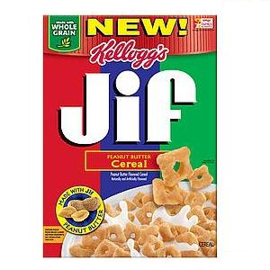 Jif Cereal in body