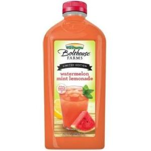 Bolthouse Watermelon Mint Lemonade in body