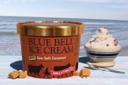 Blue Bell Sea Salt Caramel feat