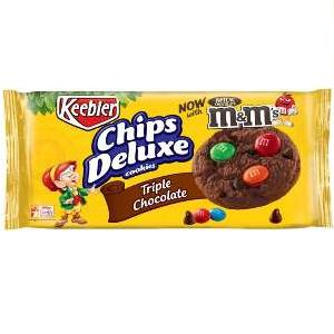 Chips Deluxe with M&Ms in body