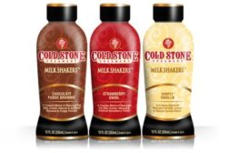 Cold Stone Milk Shakers