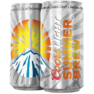Coors Summer Brew in body