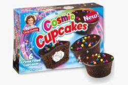 Little Debbie Cosmic Cupcakes feat