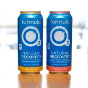 formula O2 Beverage in body