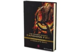 Hunger Games Chocolate feat