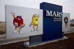 Mars NA's new plant