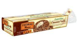 Cinnamon Vanilla Muffins feat
