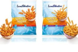 Sweet and Savour Fries feat
