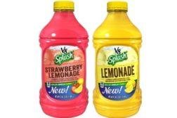 V8 Splash Lemonade feat