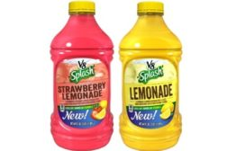 V8 Splash Lemonade feat