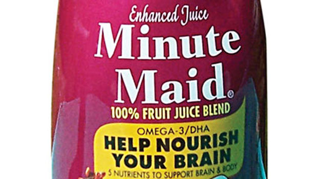 Minute Maid Drink