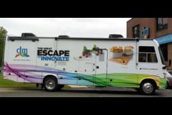 the great escape van