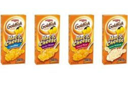 Goldfish Mac and Cheese feat