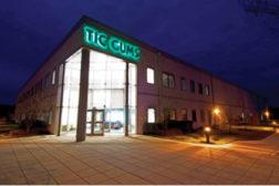 tic gum building
