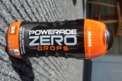 Powerade Zero Drops feat