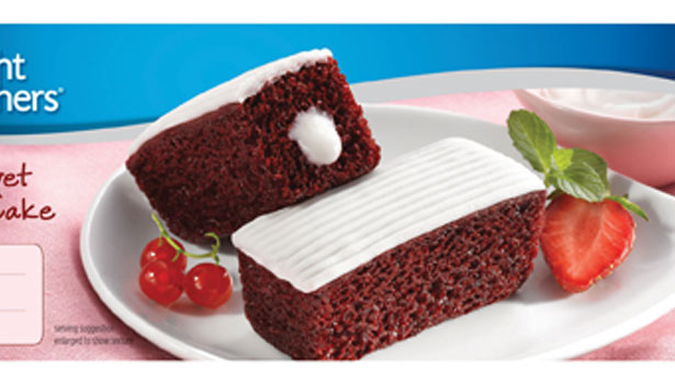 weight watcher's red velvet cake, red velvet cake box