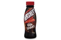 hersheys milk shake botle, new product