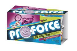 yoplait pro-force bottle, new product, yoplait
