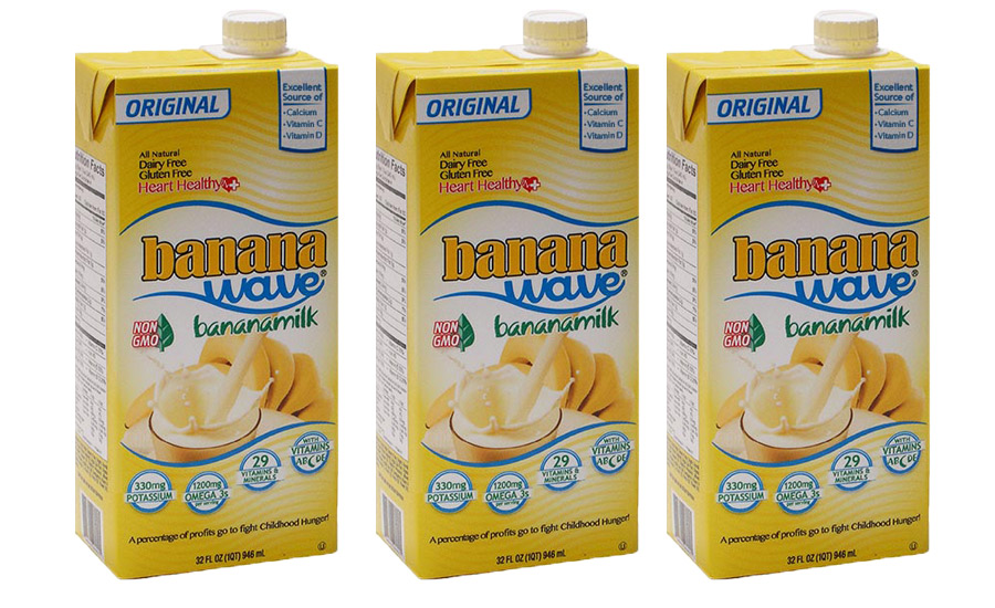 Image result for BANANA WAVE Bananamilk