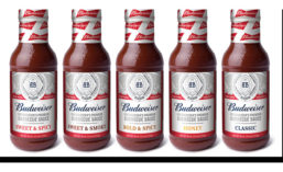 Budweiser Brewmaster's Premium Barbecue Sauces