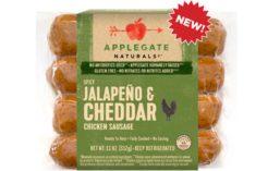 Applegate Spicy Jalapeno & Cheddar