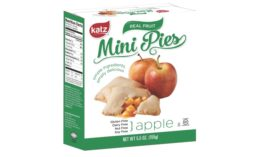 Katz Gluten Free Real Fruit Mini Pies