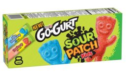 Sour Patch Kids Flavored Yogurt