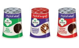 Girl Scout Cookie Yoplait Yogurt