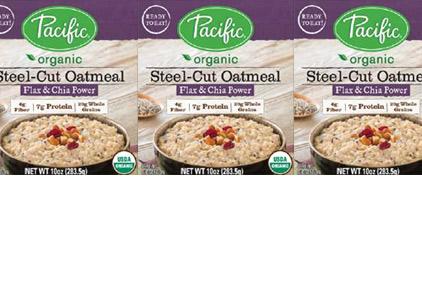 Pacific Foods Organic Steel Cut Oatmeal