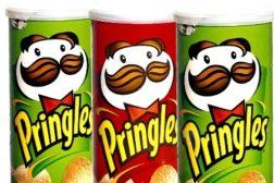 Pringles chips / crisps