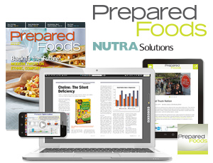 About Prepared Foods